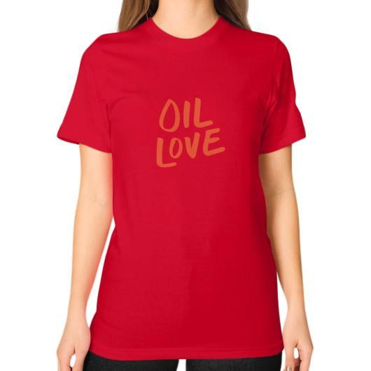 T-Shirt Oil Love Unisex T-Shirt
