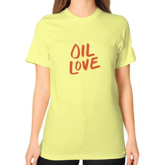 T-Shirt S / Lemon Oil Love Unisex T-Shirt
