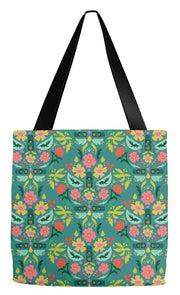 Tote Bag 18x18 inch Essential Bouquet Tote