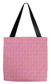Tote Bag 18x18 inch Mod Bottles Tote