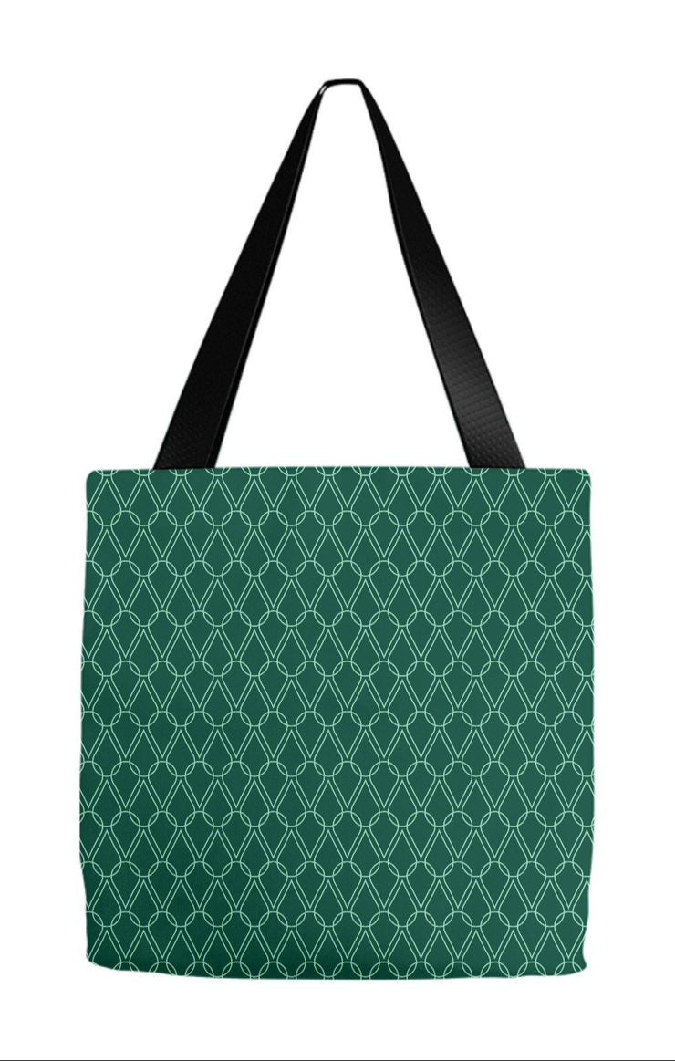 Tote Bag 9x9 inch Drop by Drop Tote