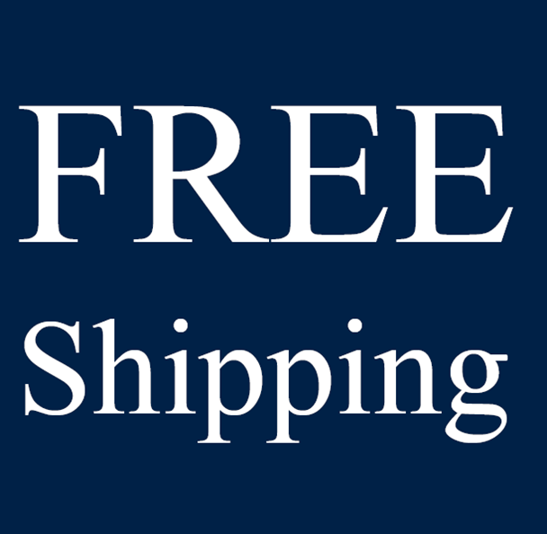 Free Shipping available on orders of $59 or more
