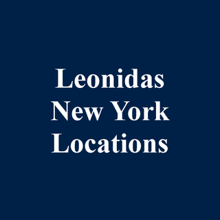 Where to buy Leonidas in New York