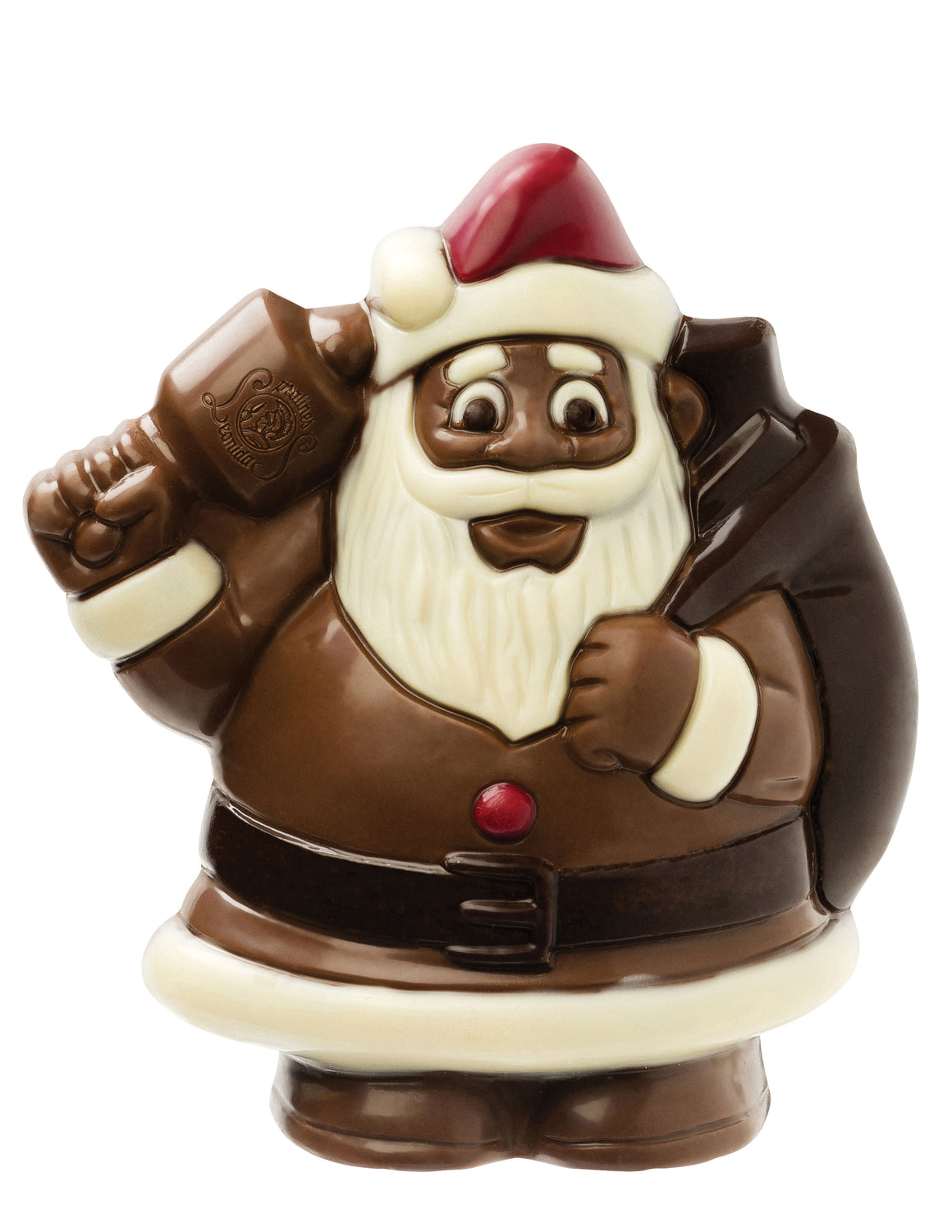Leonidas Chocolate Santa 100gr - Set of 2