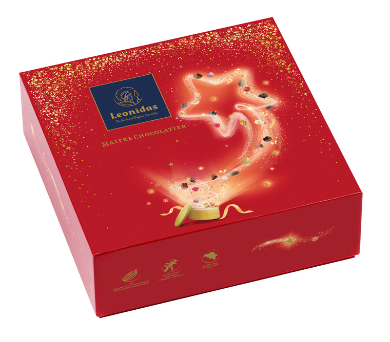 Holiday Collection Large Gift Box