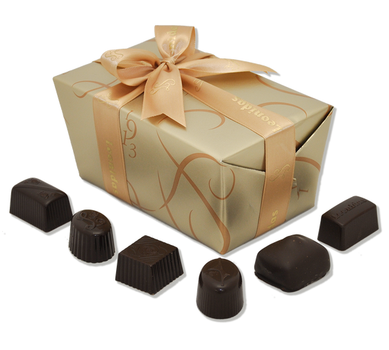 Leonidas Dark Chocolate Assortment