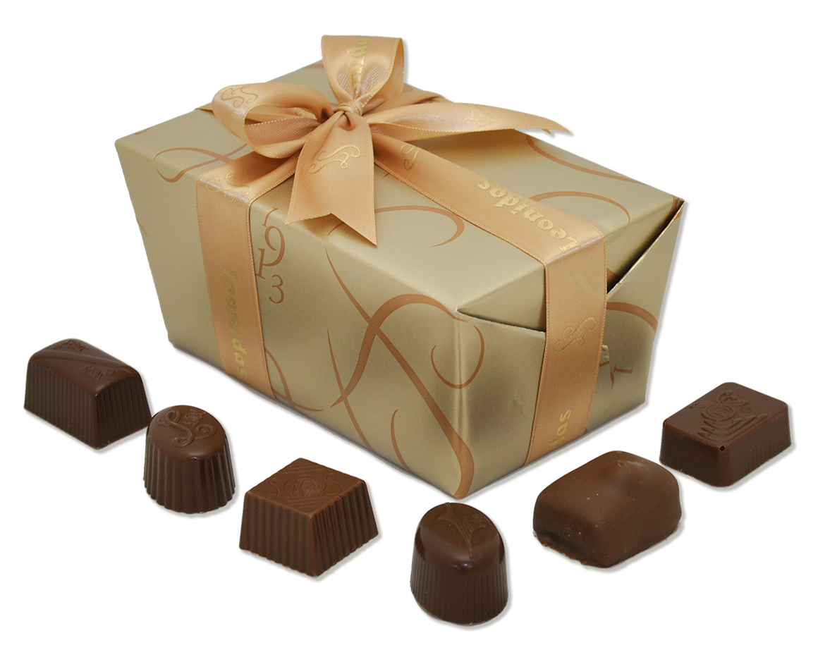Leonidas Milk Chocolate Assortment