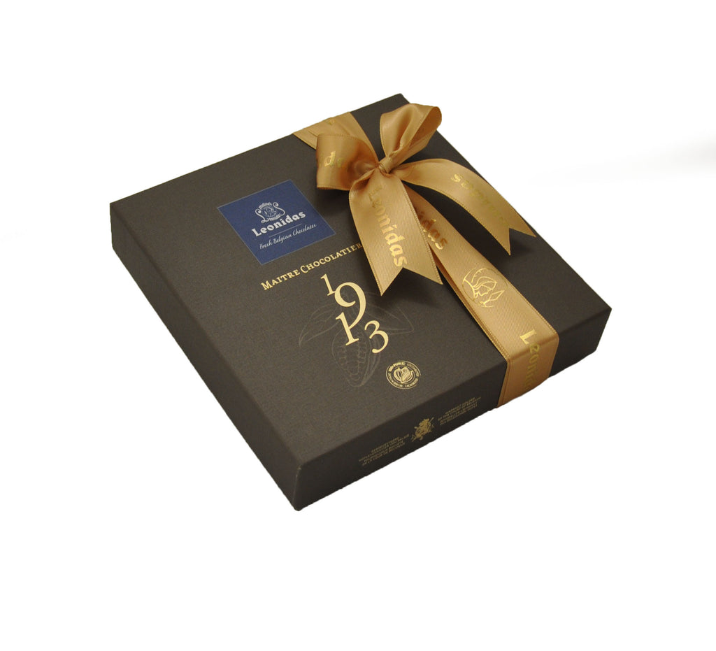 Medium Dark Chocolate Assortment Heritage Gift Box