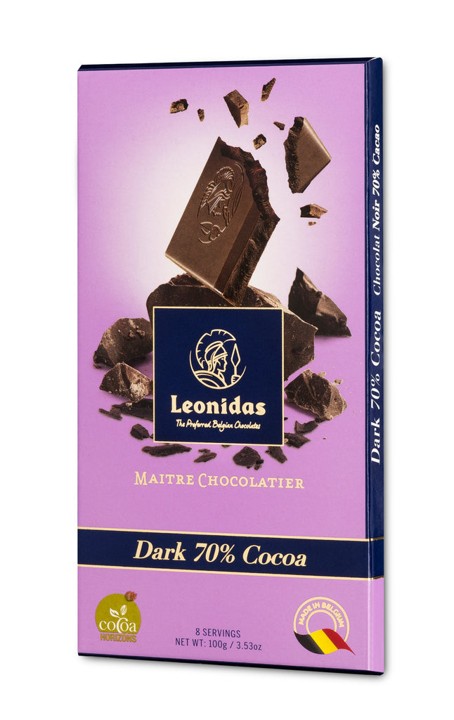 Leonidas Chocolate, Dark chocolate bar, leonidas dark chocolate, leonidas chocolates