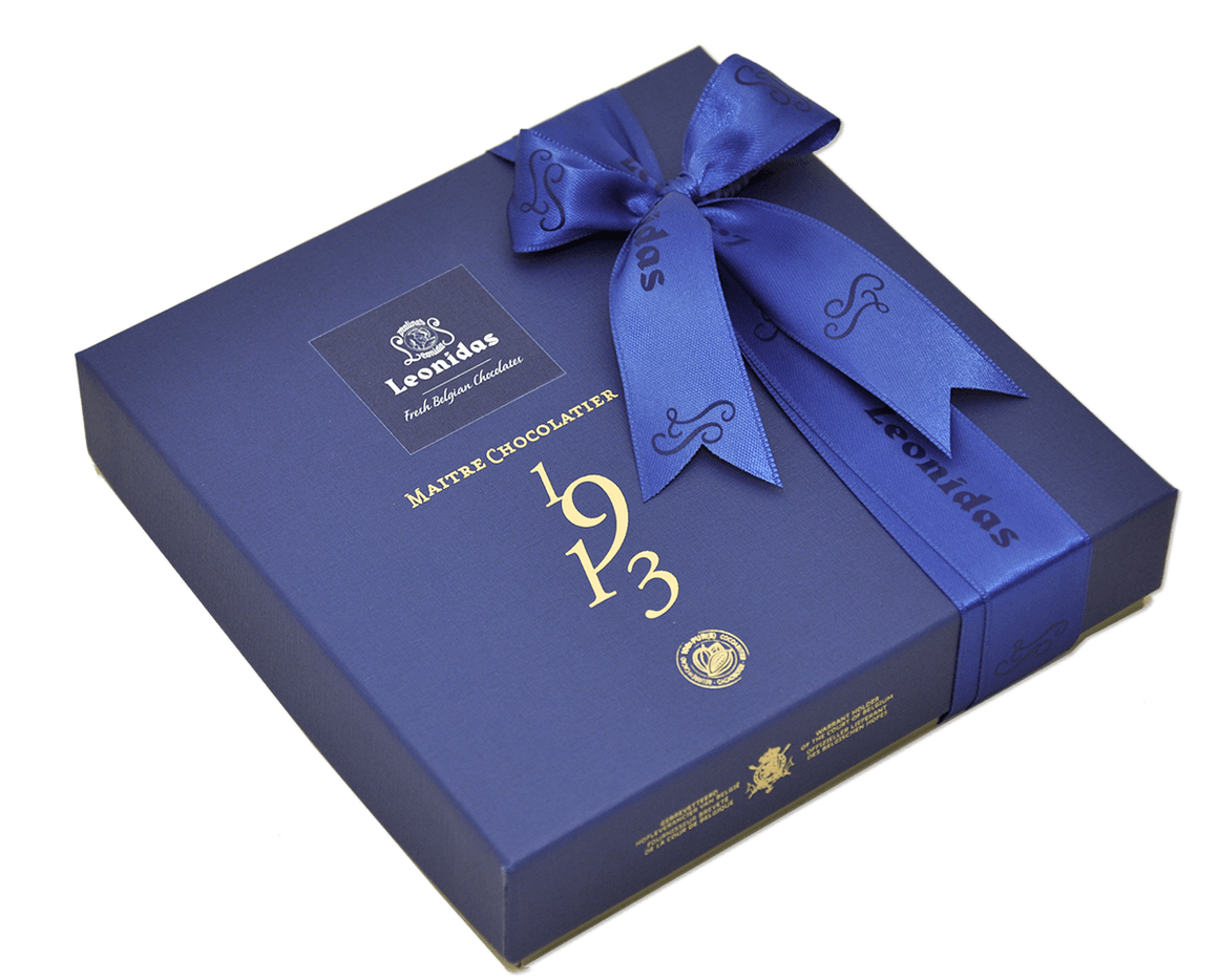 Small Blue Signature Gift Box