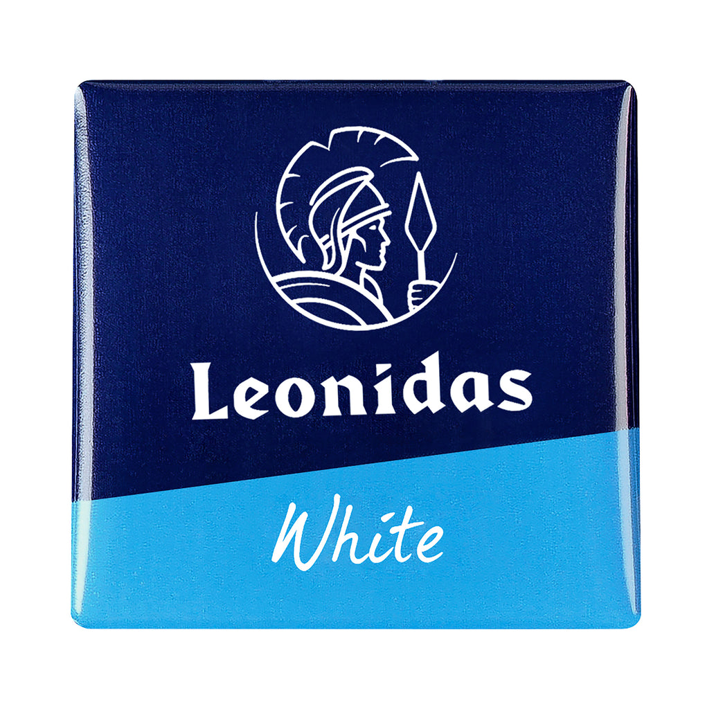 Leonidas Belgian Chocolates white chocolate Napolitain - Gluten Free