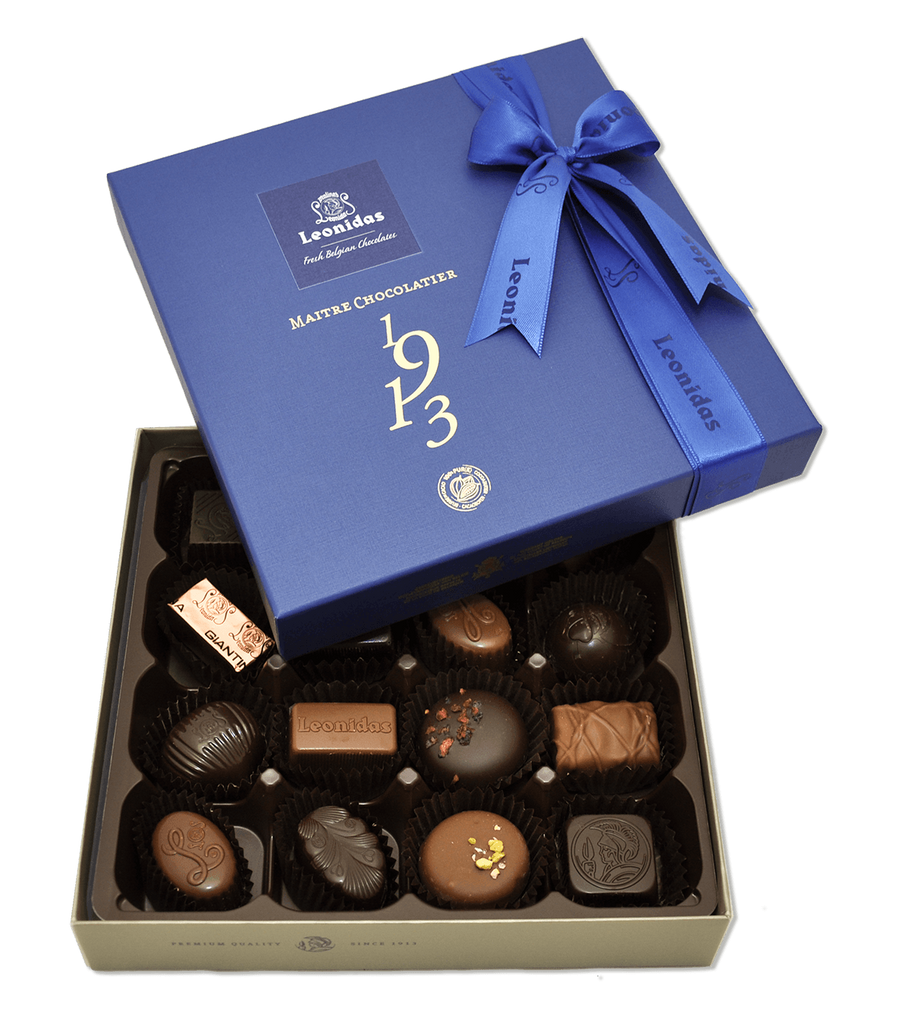 Medium Blue Signature Gift Box
