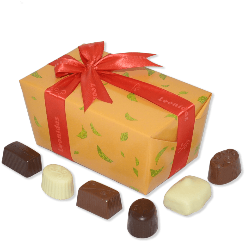 Leonidas Belgian Chocolates assorted seasonal decorative ballotin