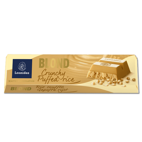 Batons Blond Chocolate with Crunchy Puffed Rice (6 x 50g)