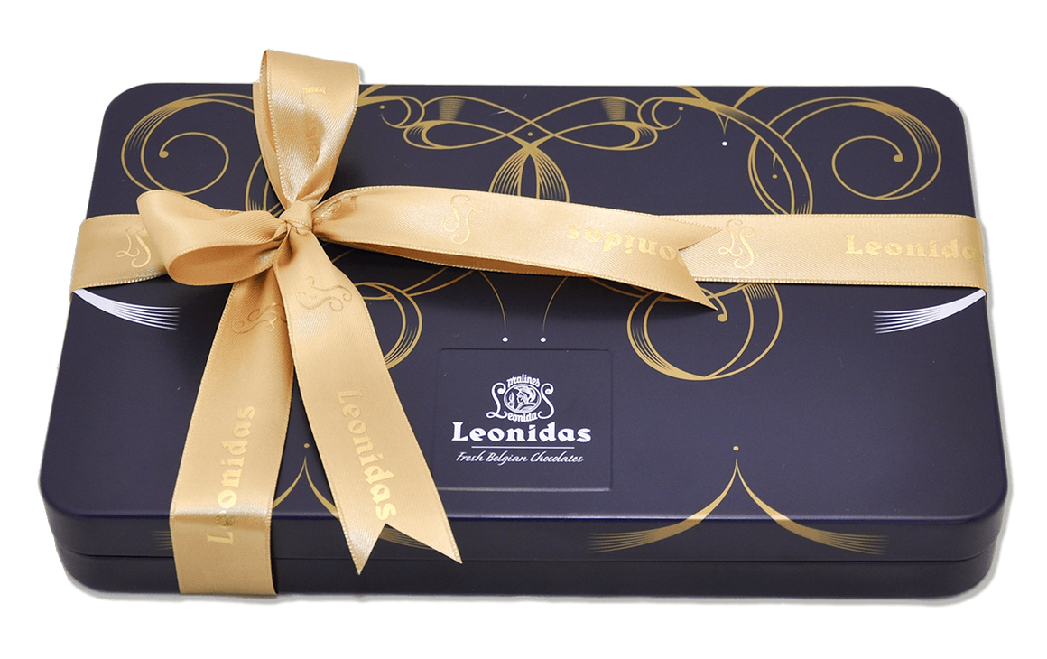 Leonidas Blue Tin - Signature Assortment