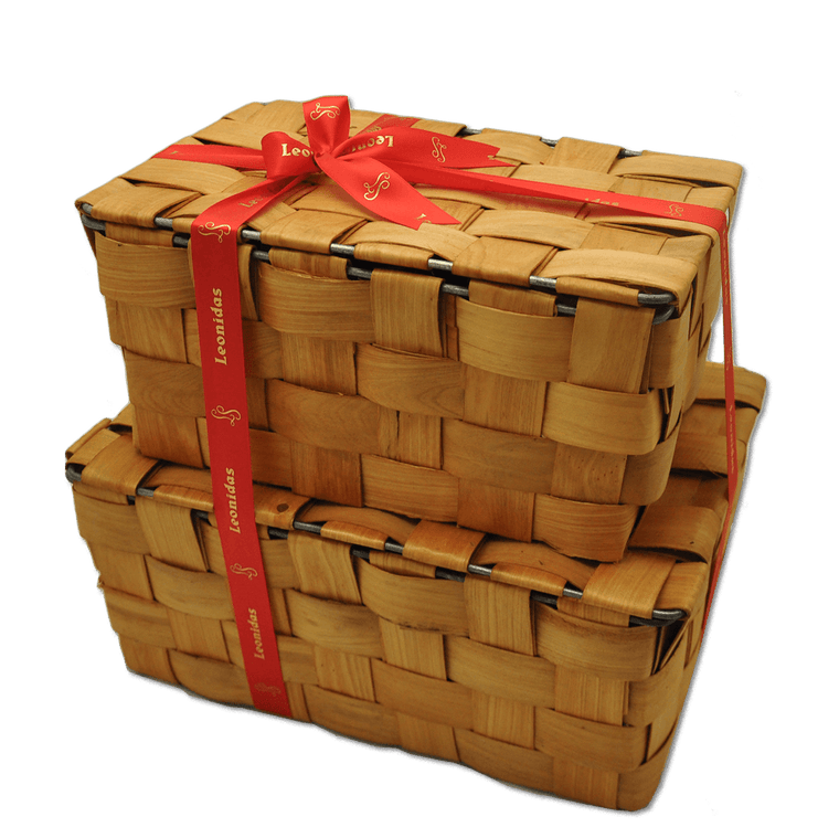 Leonidas Holiday Gift Basket Tower