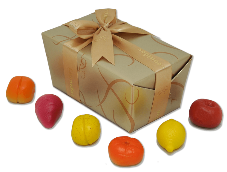 Leonidas Belgian Chocolate Marzipan Fruits