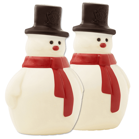 Chocolate Snowmen 100g (set of 2)