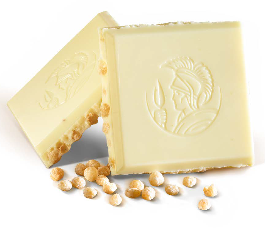 Leonidas White Chocolate Bar