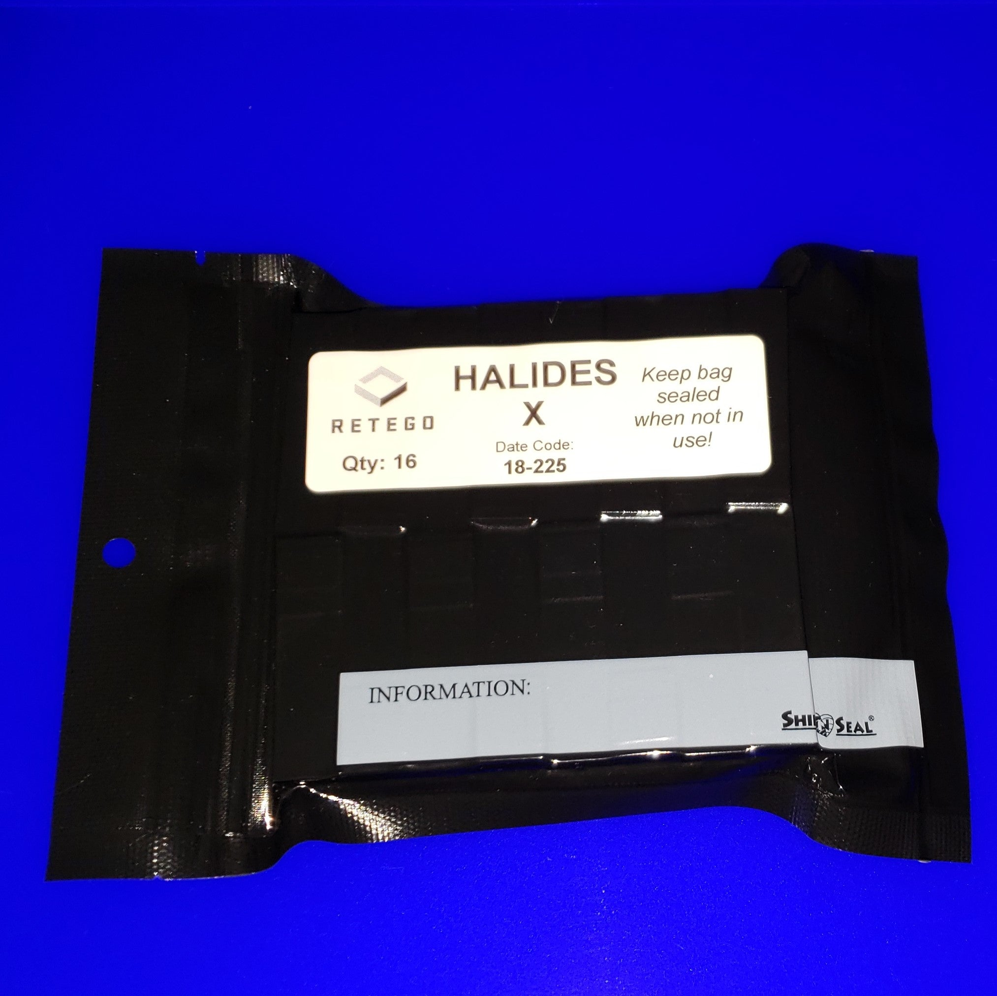 Halide Test for Water