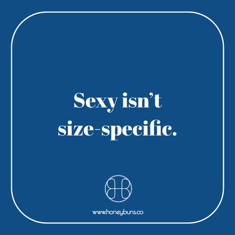 Sexy isn't size-specific