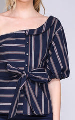 LEILEI STRIPE TOP