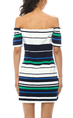 CASEY STRIPE DRESS
