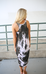 HASKELL TIE-DYE DRESS