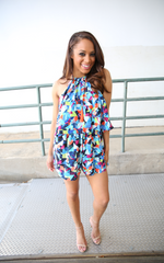 TRISTA PLAYSUIT