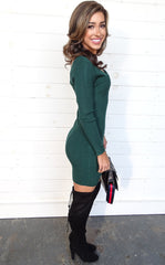 SARALYN SWEATER DRESS