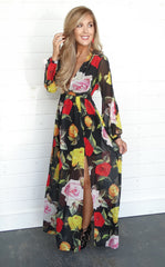 SEEING ROSES MAXI