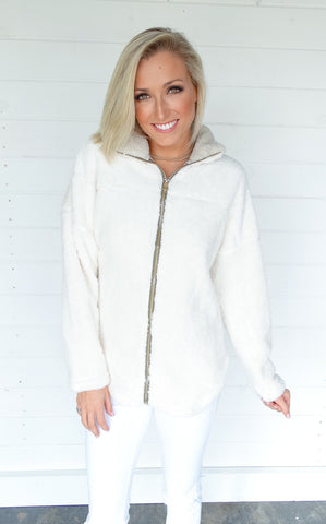 PERFECT PULLOVER - IVORY