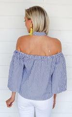 RIO OFF THE SHOULDER - BLACK
