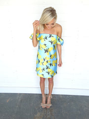 LOVE LEMONS DRESS