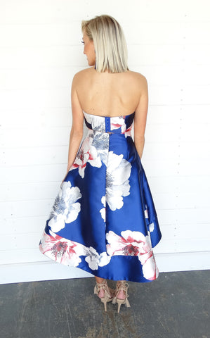TWO PIECE FLORAL