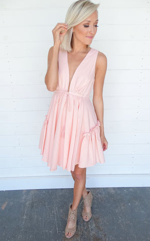 HALEIGH SWING DRESS