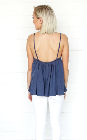 SWING BABYDOLL TOP
