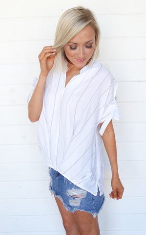 OPEN SHOULDER BETSY TOP