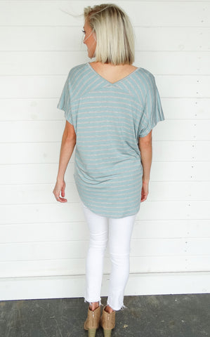 DOLPHIN STRIPE COMFY