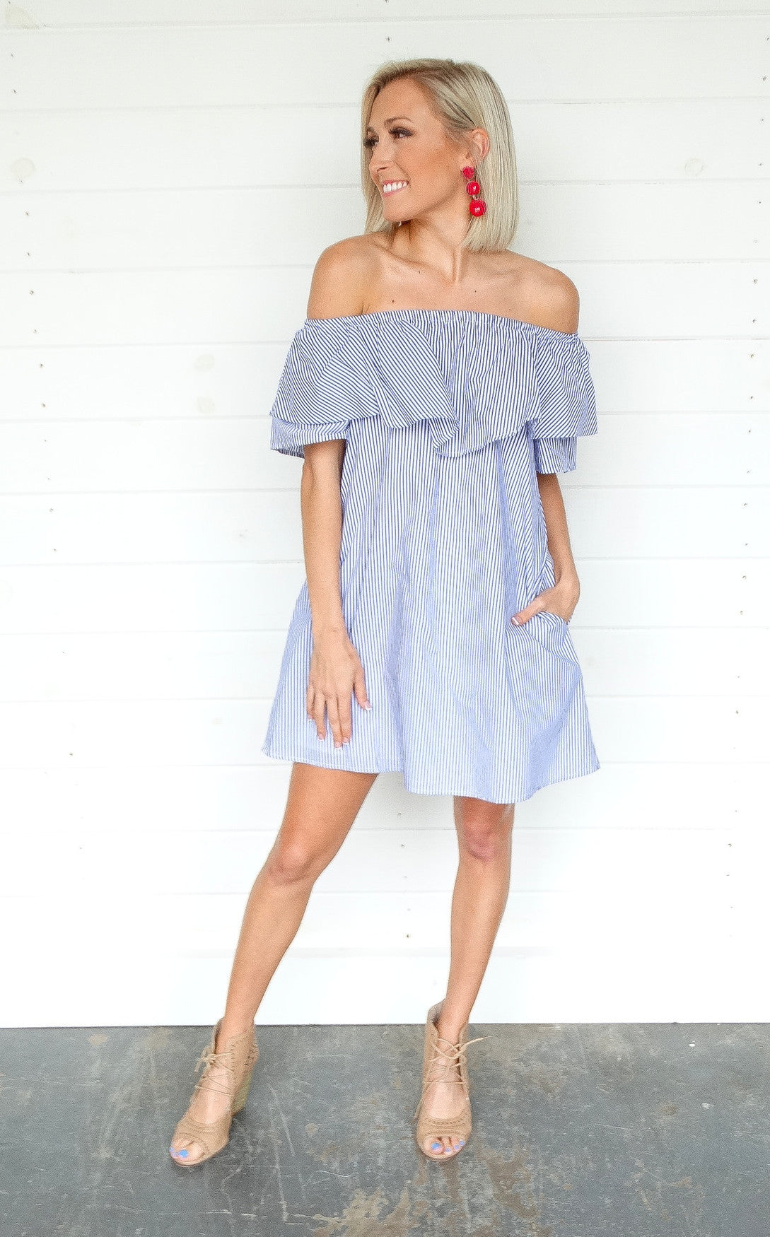 TENSLEY DRESS