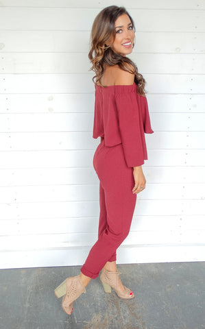 MULBERRY JUMPSUIT