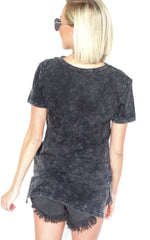 COBAIN TOP - BLACK