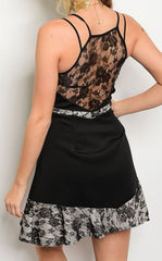 JOYCE LACE DRESS