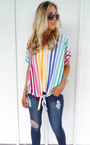 RAINBOW STRIPE