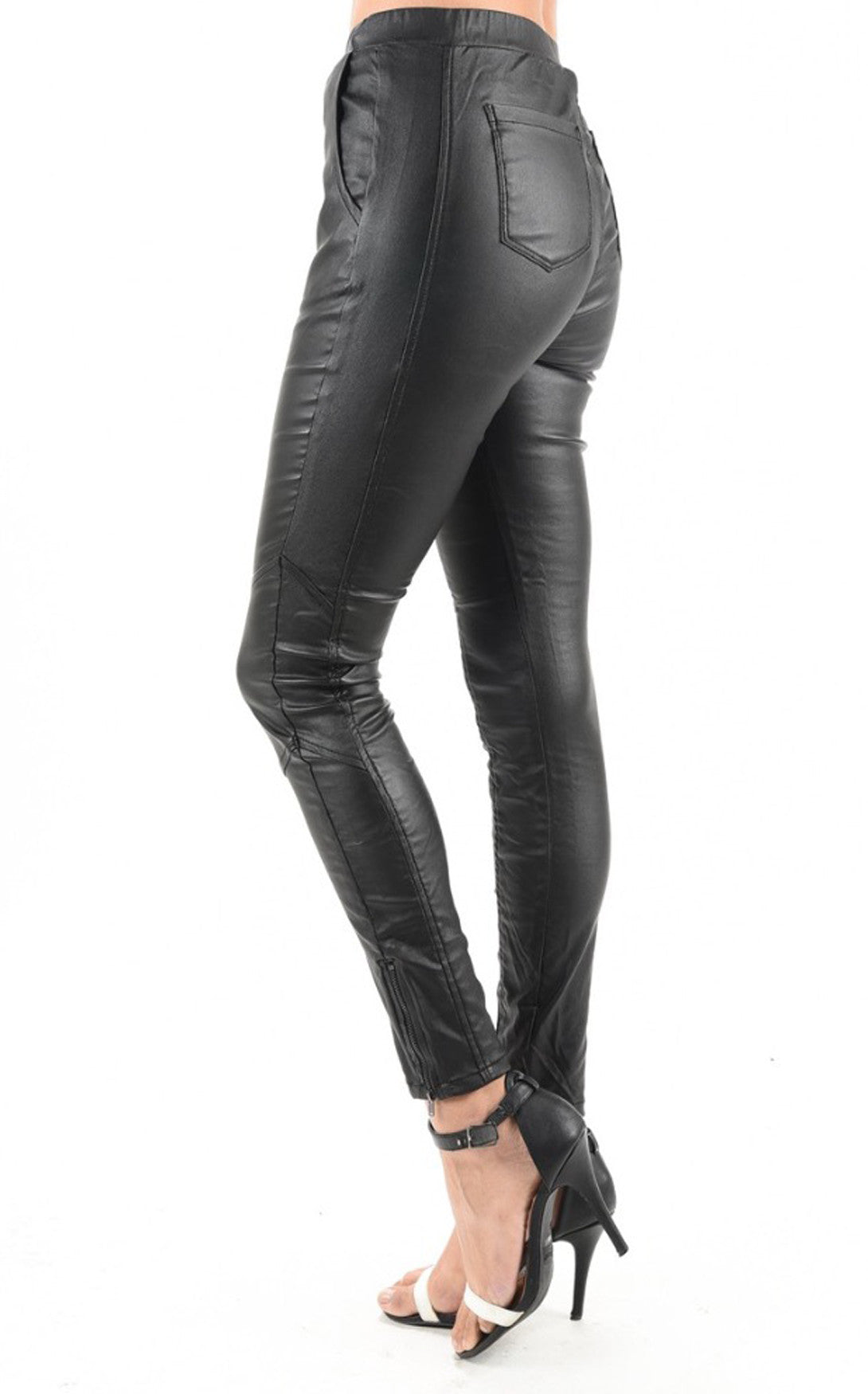 Mandy Leather Pants