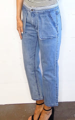 BIG POCKET DENIM