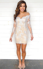 ADY LACE DRESS