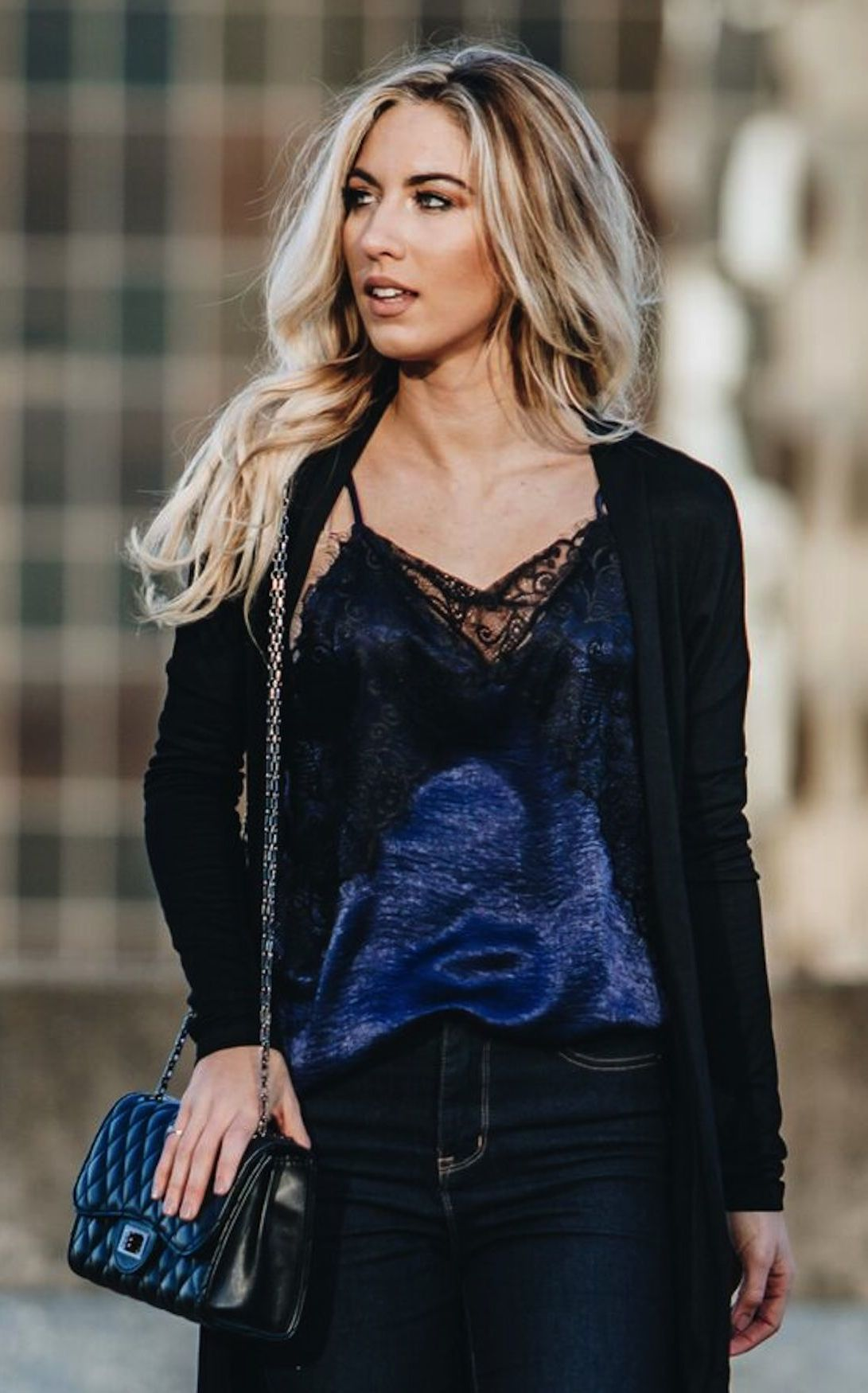 KELSEY LACE CAMI