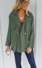ELI BUTTON JACKET