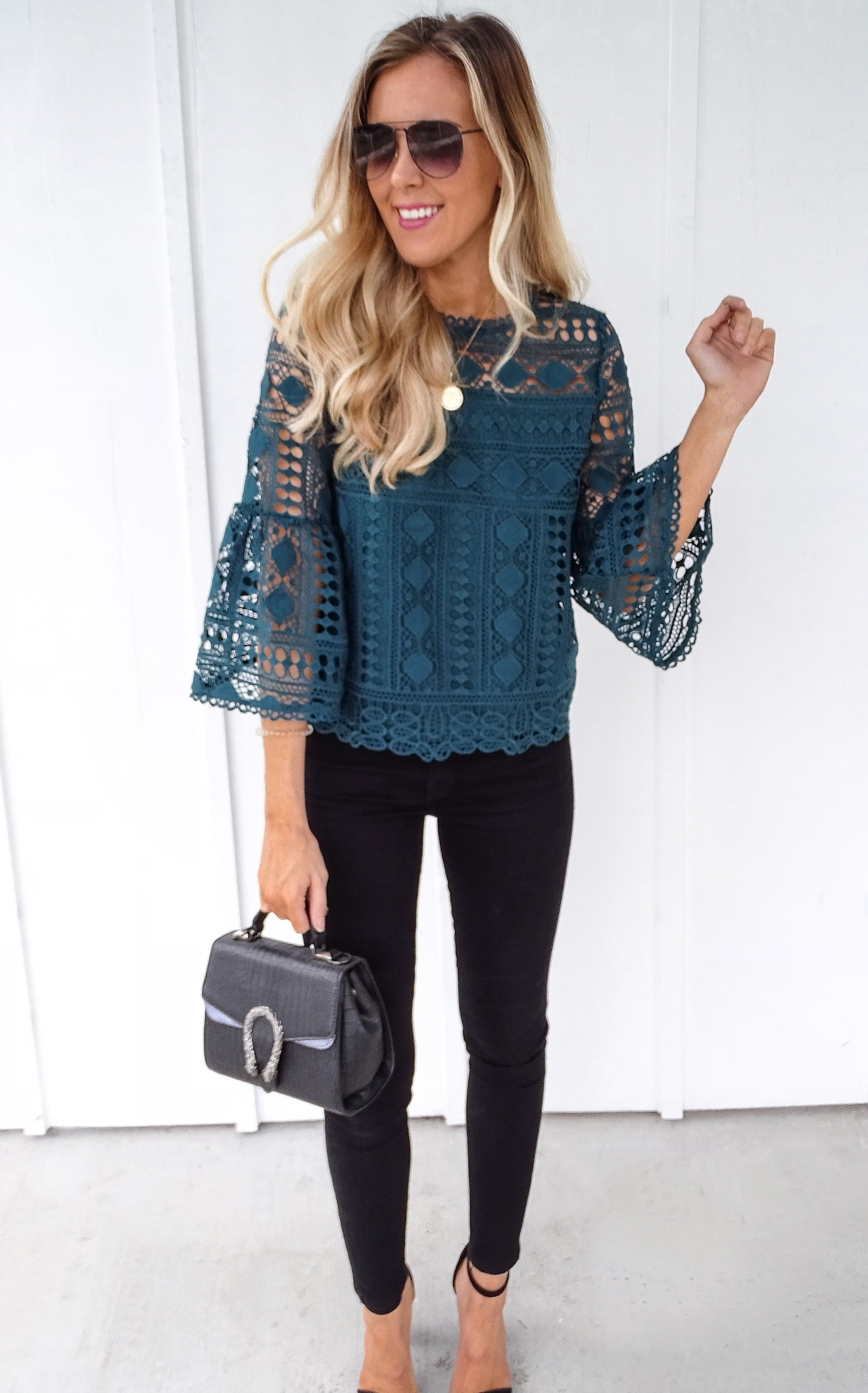 BELLATINA LACE TOP